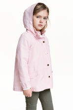 Parka - Light pink - Kids | H&M 1
