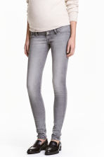 MAMA Skinny Jeans - Grey denim - Ladies | H&M CA 1
