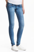 MAMA Skinny Jeans - Denim blue - Ladies | H&M IE 2