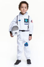 Astronaut costume - White - Kids | H&M 1