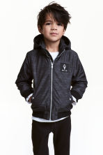 Padded jacket - Black - Kids | H&M 1