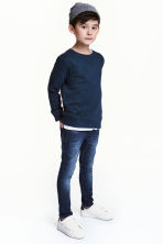 Superstretch Skinny fit Jeans - Blu denim scuro - BAMBINO | H&M IT 1