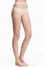 2-pack tights, 20 denier - Beige - Ladies | H&M 1