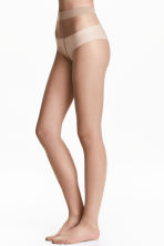 Support tights - Light amber - Ladies | H&M CN 1