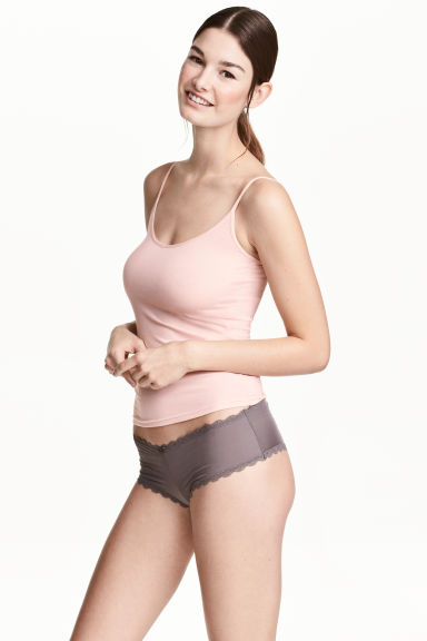 3-pack hipster briefs - Mole - Ladies | H&M 1