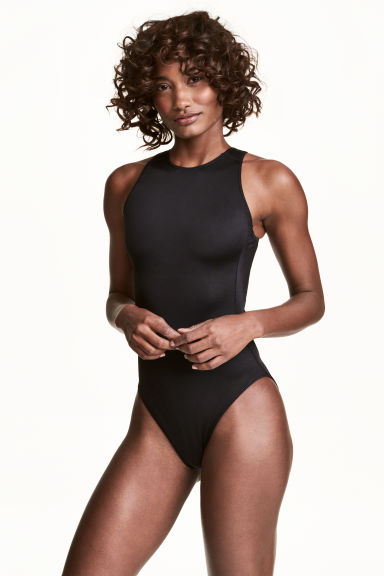 Swimsuit - Black - Ladies | H&M CN 1