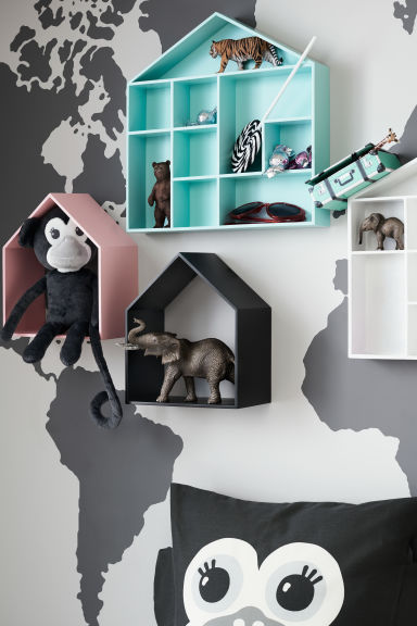 Shelf - Anthracite grey - Home All | H&M CN