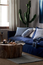Candela in vasetto di vetro - Nero/Mahogany - HOME | H&M IT 1