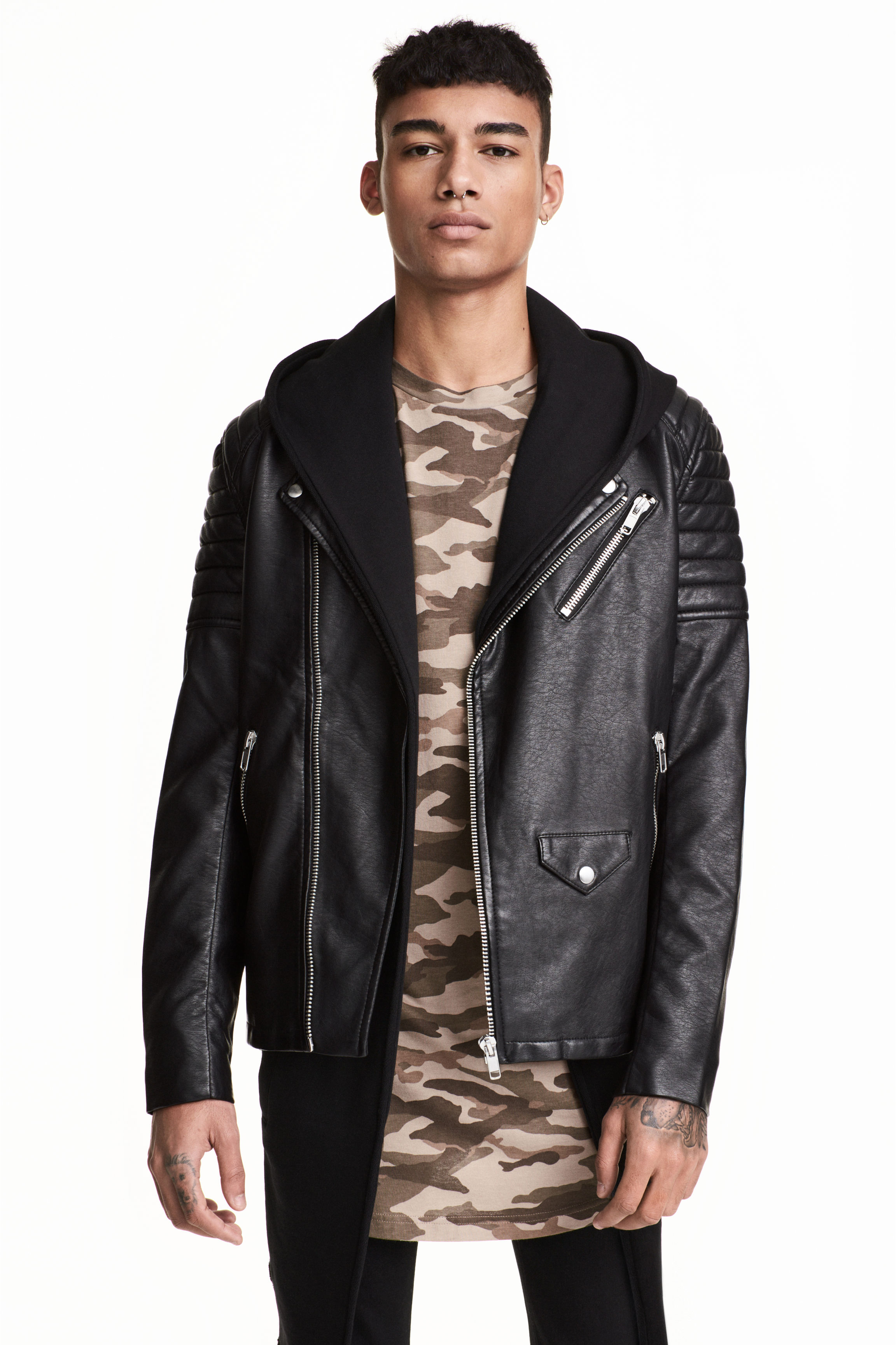 Men's Jackets & Coats - For all seasons and styles | H&M GB