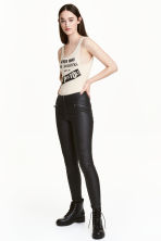 Leggings da biker - Nero - DONNA | H&M IT 1