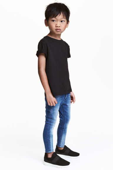 Superstretch Skinny fit Jeans - Blu denim - BAMBINO | H&M IT 1