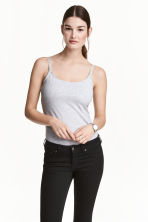 MAMA 2-pack nursing tops - Dark blue/Grey - Ladies | H&M 1