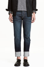 360° Tech Stretch Jeans - Blu denim scuro - UOMO | H&M IT 1
