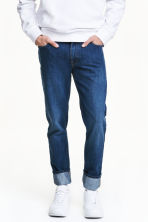 Slim Regular Jeans - Denim blue - Men | H&M 1