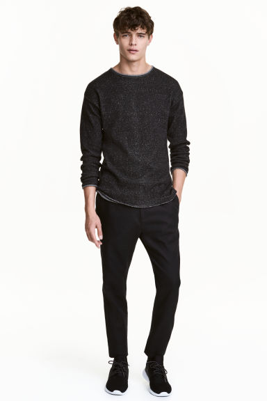 Joggers - Black - Men | H&M CN 1