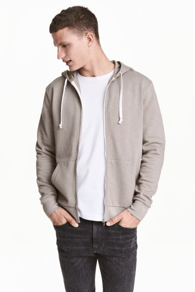 Hooded jacket - Mole - Men | H&M 1