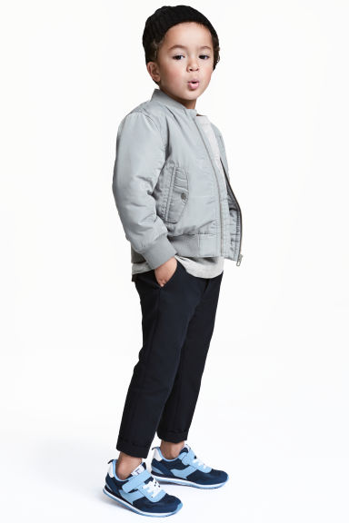 Suit trousers - Black - Kids | H&M 1
