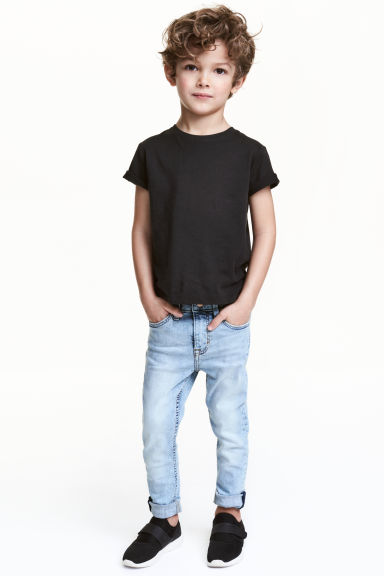 Superstretch Skinny fit Jeans - Blu denim chiaro - BAMBINO | H&M IT 1