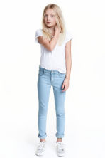 Superstretch Skinny Fit Jeans - 浅牛仔蓝 -  | H&M CN 1