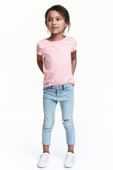 Superstretch Skinny fit Jeans - Bleu denim clair - ENFANT | H&M FR 1