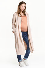 MAMA Trenchcoat - Light beige - Ladies | H&M CA 1