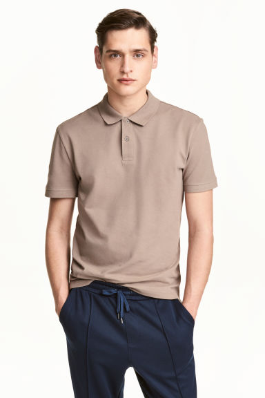 Polo in piqué  - Talpa - UOMO | H&M IT 1