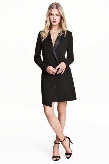 Jacket dress - Black - Ladies | H&M CA