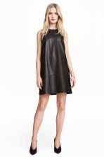 Sleeveless dress - Black -  | H&M 1