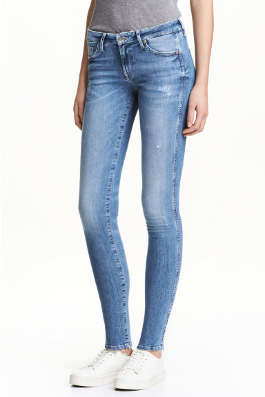Super Skinny Low Jeans Modèle