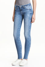 Super Skinny Low Jeans - Bleu denim clair -  | H&M FR 1