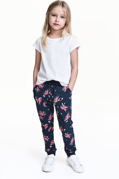 Joggers fantasia - Blu scuro - BAMBINO | H&M IT 1