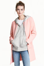 Short coat - Light pink - Ladies | H&M CN 1