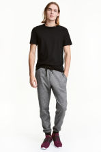 Sweatpants - Dark grey marl - Men | H&M CN 1