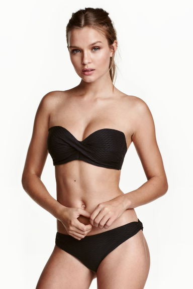 Bikini bottoms - Black - Ladies | H&M CA 1