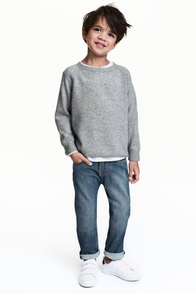 Slim Jeans - Denim blue - Kids | H&M 1
