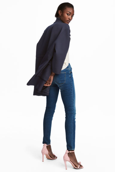 Pantalon super stretch - Bleu denim - FEMME | H&M FR 1