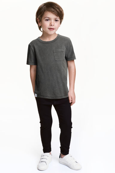 Skinny Fit Jeans - Black - Kids | H&M 1