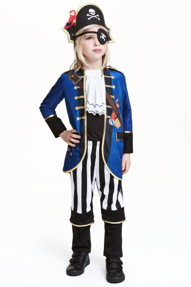 Costume de pirate - Bleu/pirate - ENFANT | H&M FR