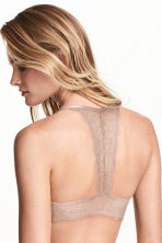 Super push-up con pizzo - Beige - DONNA | H&M IT 1