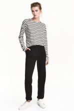 Pantaloni - Nero - DONNA | H&M IT 1
