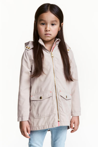 Parka - Light mole -  | H&M 1