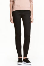 Stretch trousers - Black - Ladies | H&M 1