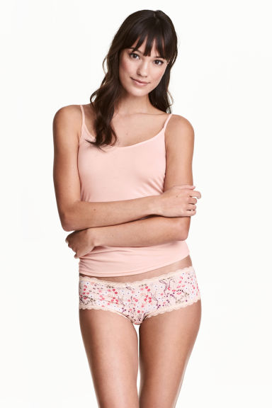 3-pack hipster briefs - Porcelain - Ladies | H&M 1