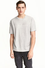 T恤 - Grey marl - Men | H&M 1
