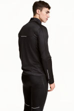 Running jacket - Black - Men | H&M CA 2