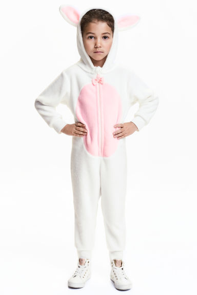 Rabbit costume - White/Rabbit - Kids | H&M 1