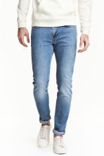 Skinny Regular Jeans - Light denim blue - Men | H&M 1