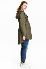 MAMA Parka - Khaki green - Ladies | H&M CN 1