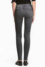 Shaping Skinny Regular Jeans - Dark grey denim - Ladies | H&M 1