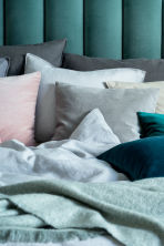 Soft blanket - Dusky green - Home All | H&M CN 1